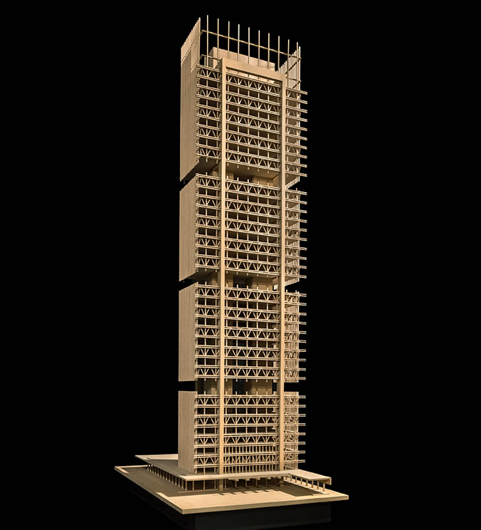 Pushing the Heights of Wood Buildings. Credit: Natural Resources Canada