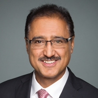 The Honourable Amarjeet Sohi, Minister of Natural Resources