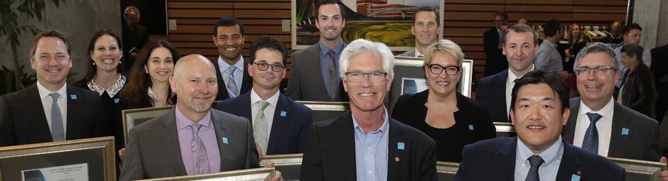 Minister Carr Celebrates ENERGY STAR® Canada Award Winners