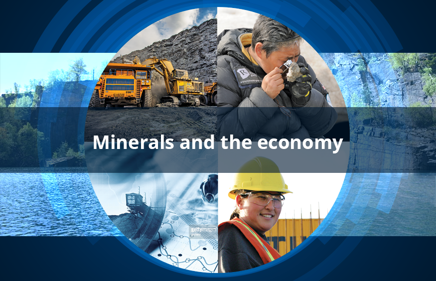 Minerals and the economy