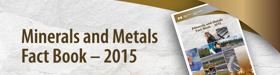 Minerals and Metals Fact Book – 2015