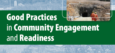 Good Practices In Community Engagement