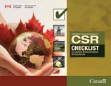Corporate Social Responsibility (CSR) Checklist for Canadian Mining Companies Working Abroad