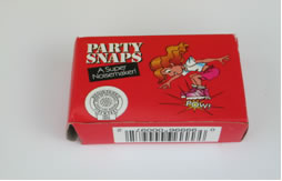 Party snaps package
