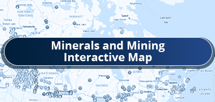 Minerals and Mining Interactive Map
