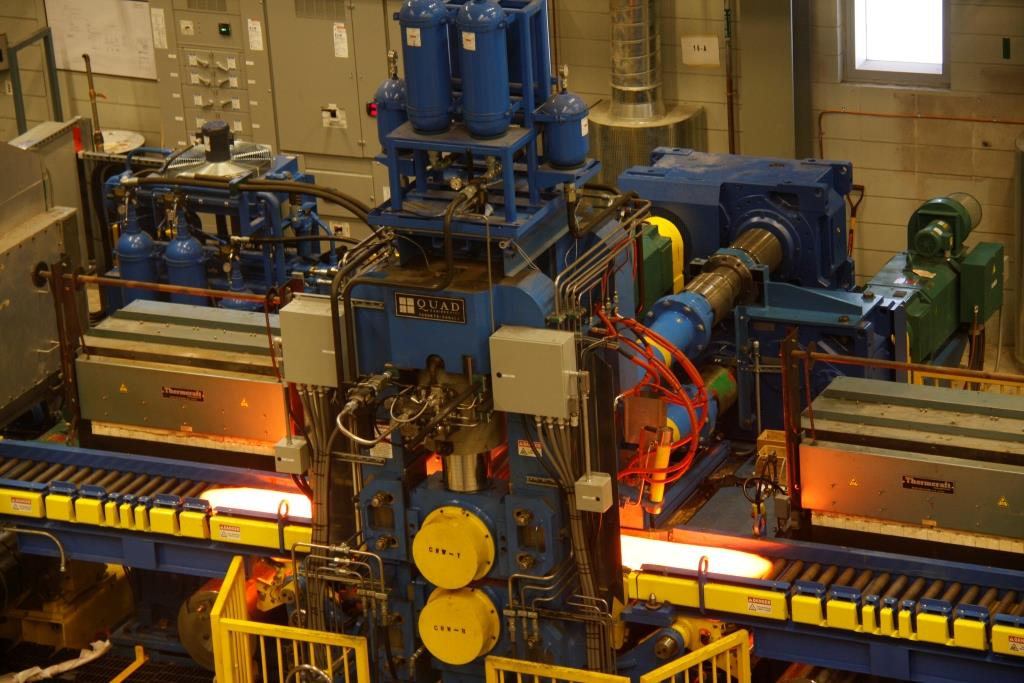 Pilot Scale Rolling Mill Natural Resources Canada