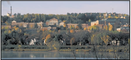 University of New Brunswick Fredericton Campus