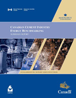Canadian Cement Industry Energy Benchmarking Summary Report In Collaboration With The Cement Association Of Canada - PDF