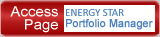 Energy Start Potfolio Manager Access Page logo