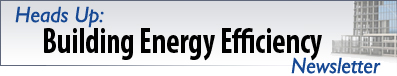 Building Energy Efficiency Newsletter