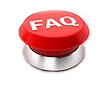 Image of button with FAQ written on it