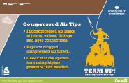 Compressed Air Poster