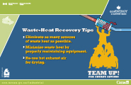 Waste Heat Recovery Poster