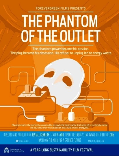 Phantom of the Outlet Poster