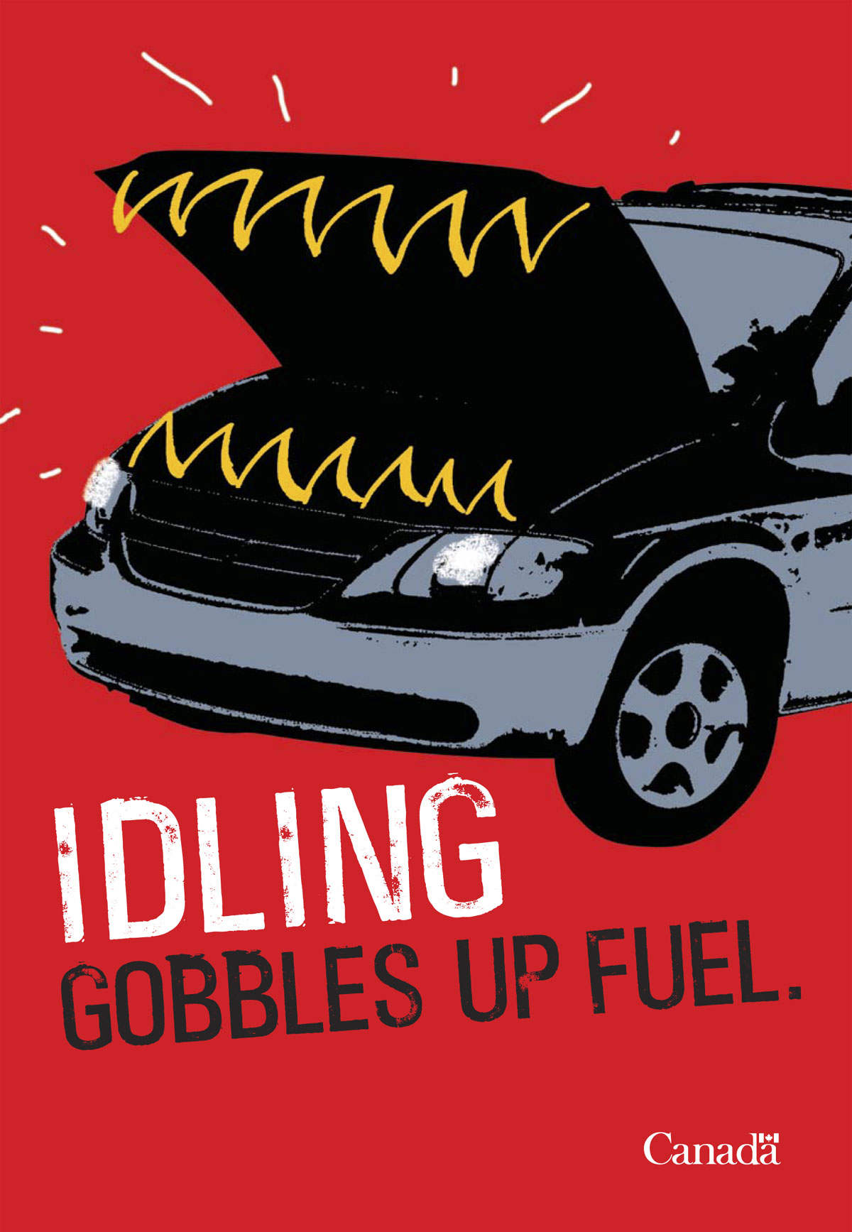 A Ready Made Vehicle Idling Campaign Natural Resources Canada