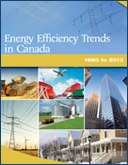 Energy Efficiency Trends in Canada, 1990 to 2013