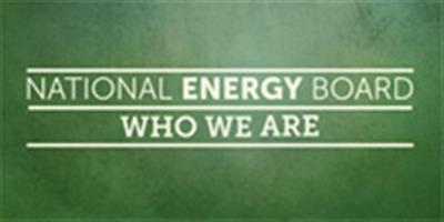 National Energy Board Who We Are