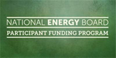 National Energy Board Participant Funding Program