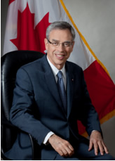 The Honourable Joe Oliver, P.C., M.P., Minister of Natural Resources