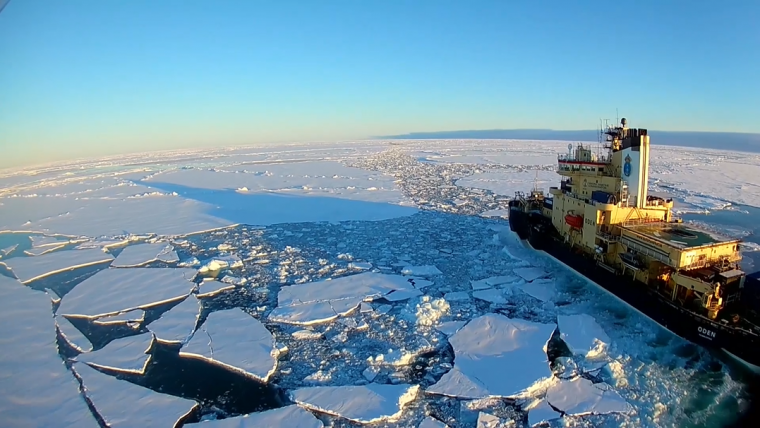 Studying Rocks from the Arctic Ocean Floor (Byte-Sized Science)