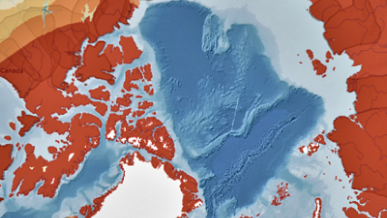 A global information highway to meet the challenges of a fragile Arctic ecosystem