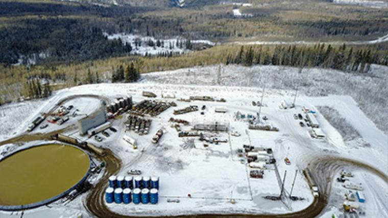 New Induced Seismicity Study: fracking and earthquakes in Western Canada