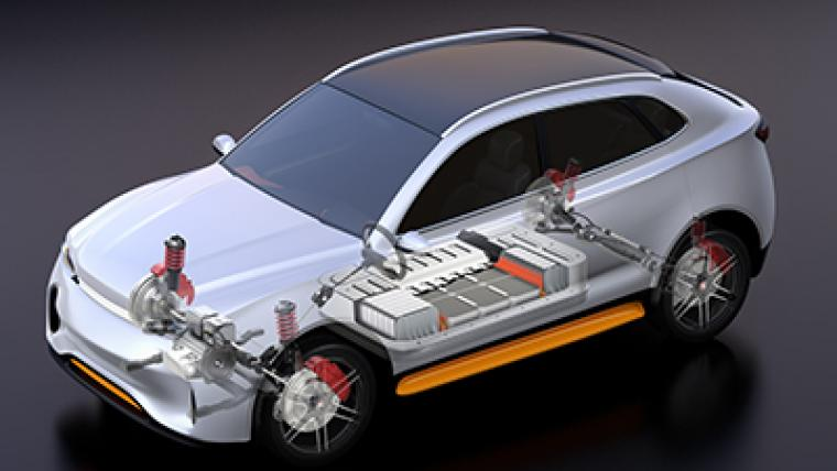 What Type of Batteries do Electric Vehicles Use?  (Natural Elements)