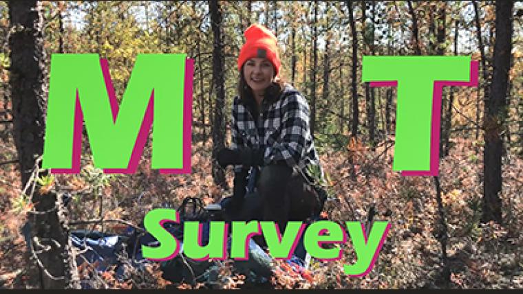 What's a MT Survey? (Let's Science! with Vicki and Sarah)